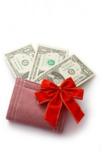 Penge i julen