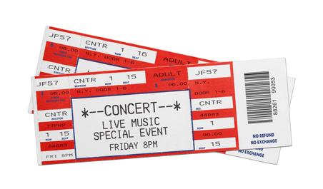 Køb af koncertbilletter